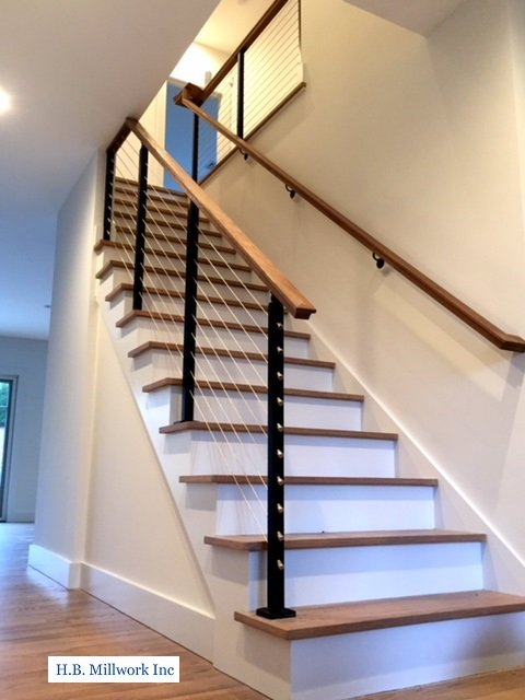 Custom Stair And Handrail Services