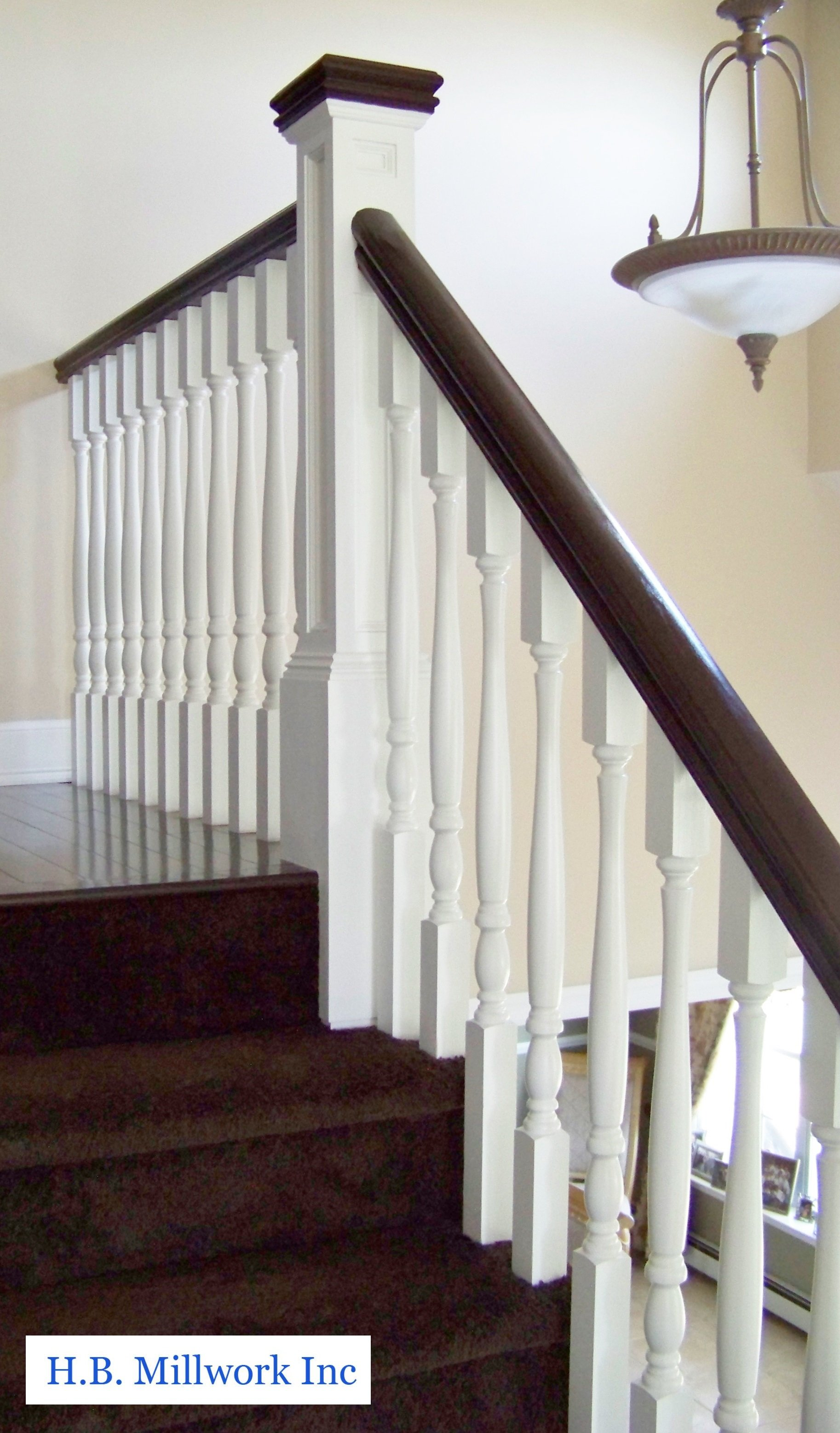 Post To Post Staircase