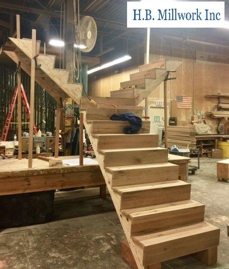 Design Stairs Work