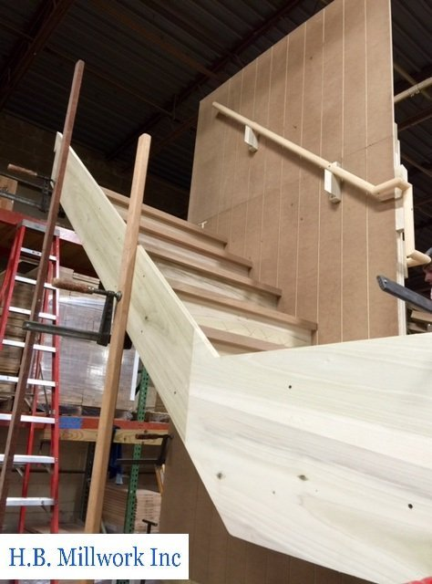 Staircase Work