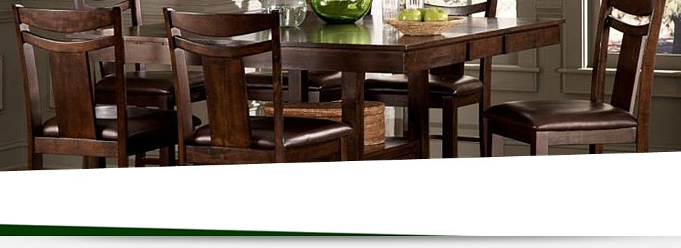 Dining room furniture | Searcy, AR | Crafton's Furniture & Appliances | 501-268-8618
