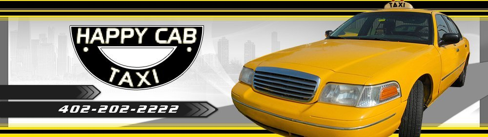 Taxi Services - Lincoln, NE - Happy Cab Taxi