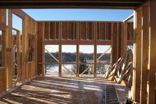 Custom home building in process_custom home building terms to understand