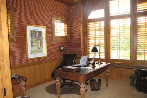 Office in Tulip Tree Lane Home office_designing a home office_J Thompson Builders