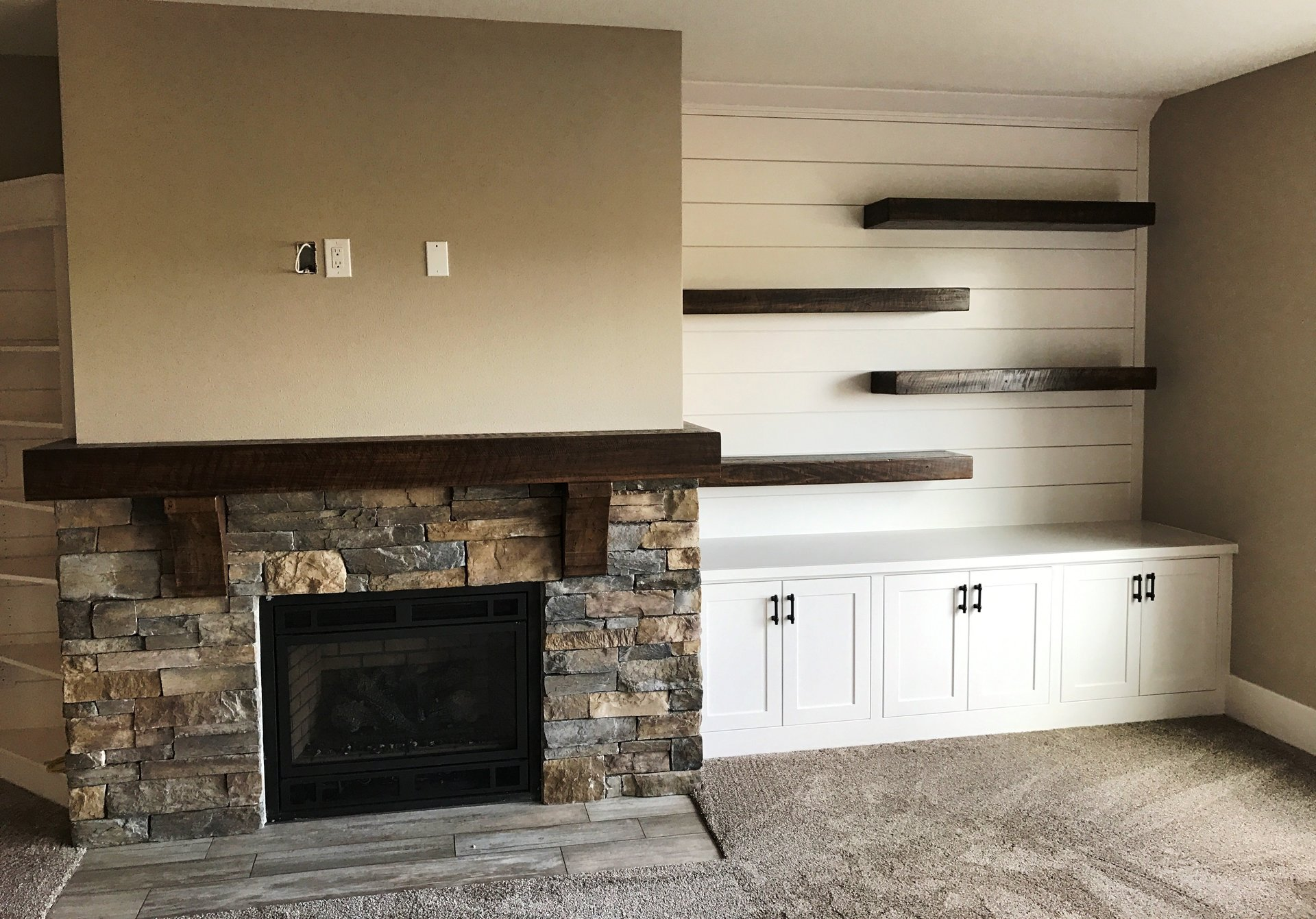 Custom home project