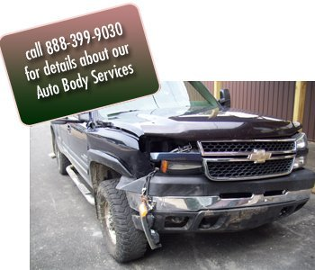 Car Body - Amboy, IL  - Becker Auto Body & Towing - Call 888-399-9030 for details about our Auto Body Services