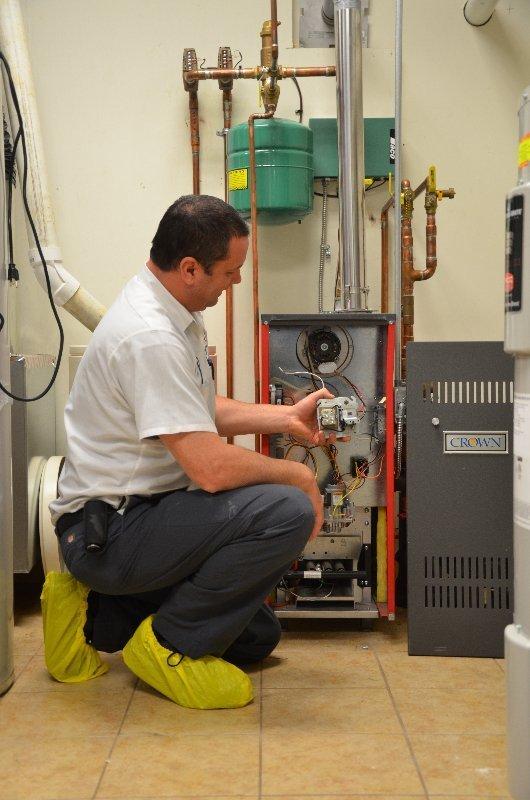 fixing heater