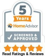 Home Advisor 5 Year Badge