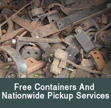 Scrap Metal Products - North Shore, IL - B & B Scrap Metal