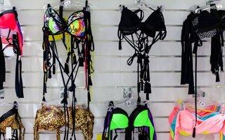 Different design bras