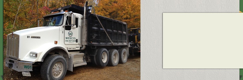 Weaver Environmental Dump Truck