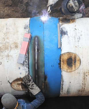 water mains | Madison, AL | Weaver Environmental | 256-837-3650