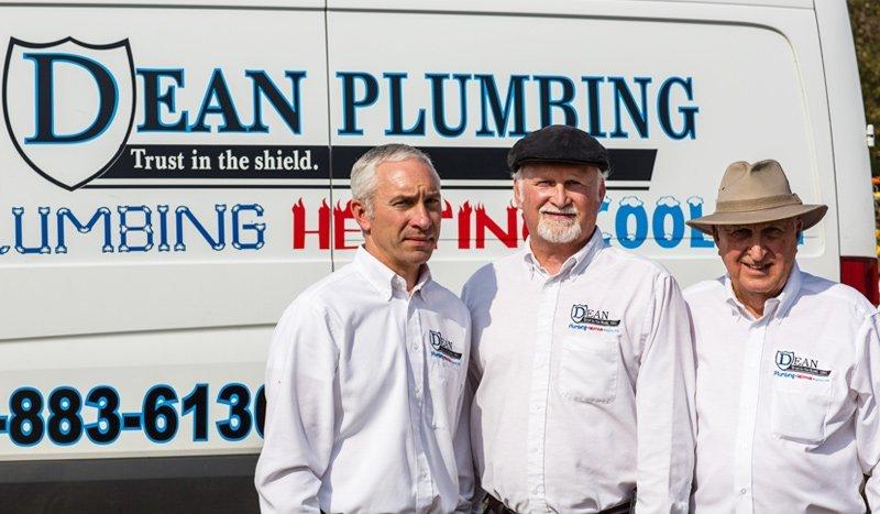 Dean Plumbing Staff