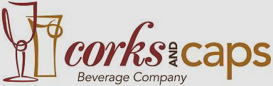 Corks and Caps - logo