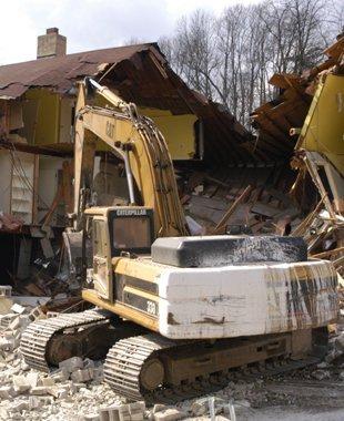 Demolition | Stanchfield, MN | Muddy Gap Hollow Inc | 763-286-2130