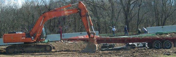 Excavation | Campbridge, MN | Muddy Gap Hollow Inc | 763-286-2130 Caption: