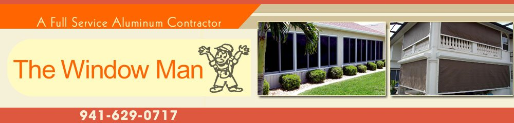 Window Installation Charlotte Harbor, FL - The Window Man