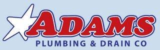 Adams Plumbing & Drain Co - Logo
