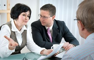Consultation with a attorney