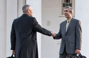 Picture of handshaking