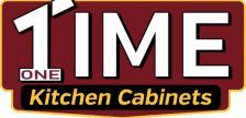 1Time Kitchen Cabinets - Logo