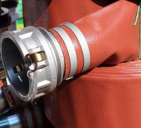 Industrial hose | Wyoming, PA | Anthracite Rubber Co | 570-696-2534