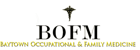 Ocupational medicine | Baytown, TX | Baytown Occupational & Family Medicine  | 281-420-4000