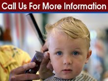 Barber Shop - Findlay, OH - Swanson Barber Shop - Haircut - Call Us For More Information