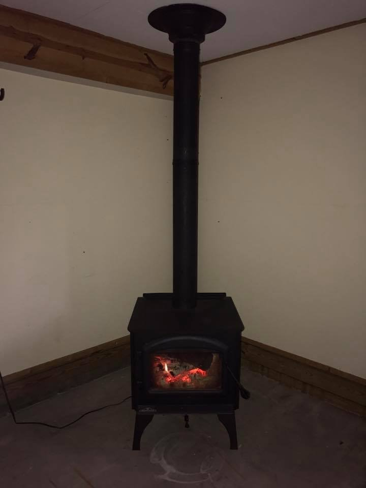 indoor stove