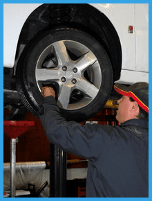 car repair - car repair - Rome, GA - Binkley's Auto Care & Towing - repairman