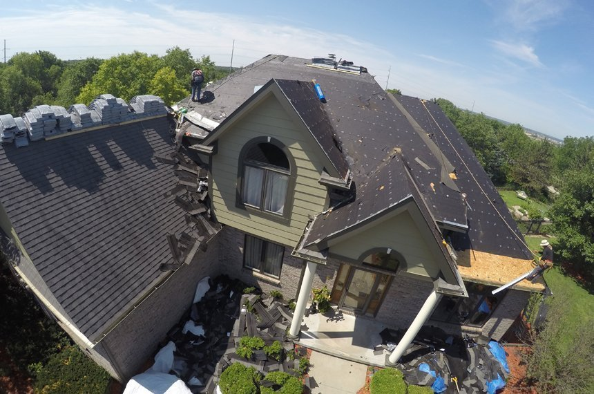 Roofing Contractors Lincoln | Gutters, Siding U0026 Windows Lincoln ...