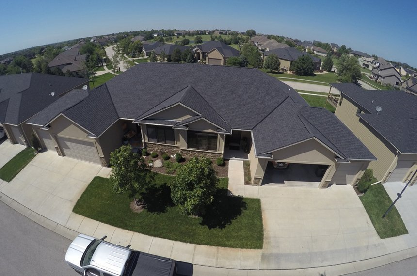 Captivating Roofing Contractors Lincoln | Gutters, Siding U0026 Windows Lincoln ...