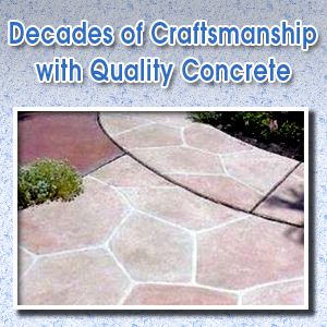 Concrete Contractor - Middleboro, MA - AA Concrete Finishing - Patio - Decades of Craftsmanship with Quality Concrete