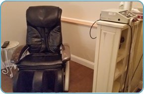 Massage Chair & Electrical Stimulation
