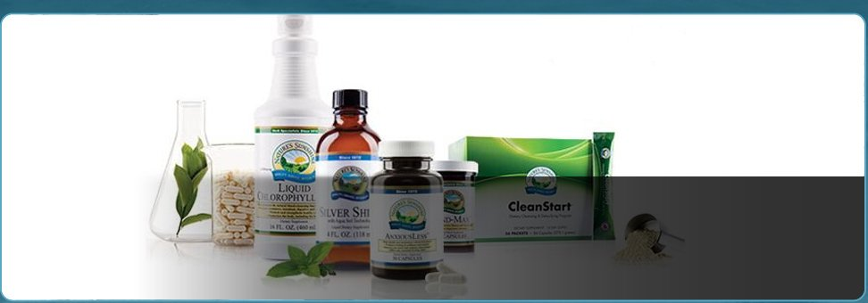 Natures Sunshne Products