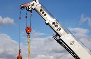 Crane Service   Wyndmere, ND   Dakotah Country Crane   877-364-2726