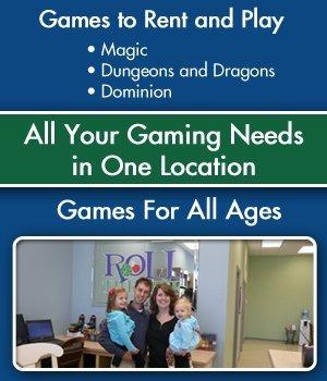Game Store - Murfreesboro, TN - Roll the Dice