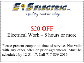 Generators | Brownstown, PA | E & S Electric Inc | 717-859-2016