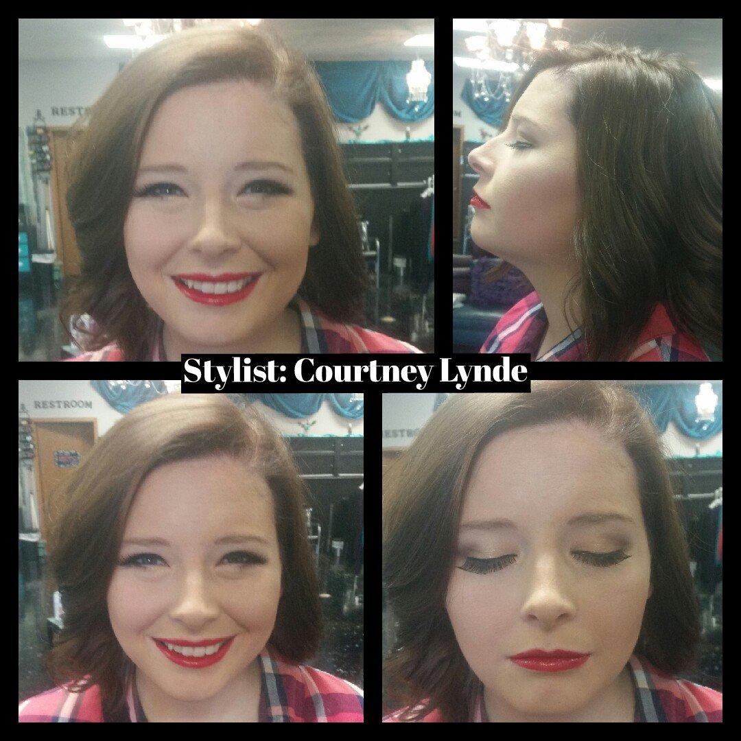 Stylish Hairstyle