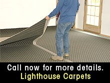 Carpet Installation - Dayton, OH - Lighthouse Carpets