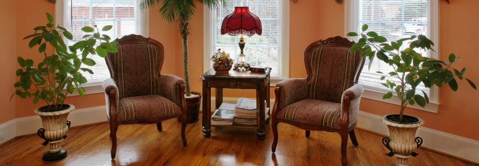 Fine and sturdy antique furniture