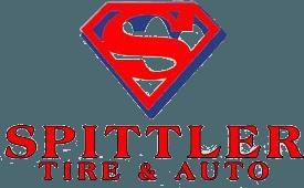 Spittler Tire & Auto - Logo