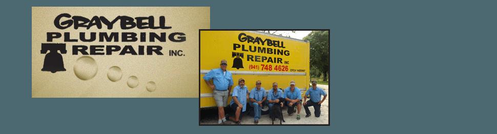 Plumbers - Graybell Plumbing Repair Inc. - Brandenton, FL