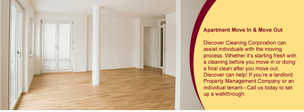 Apartment Cleaning | Construction Cleanups | Worcester, MA