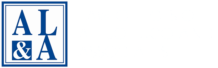 Law Offices of Alejo Lugo and Associa                                                                                                                                                                                                                                                                                                                                                                                                                                                                                                                                                            tes logo