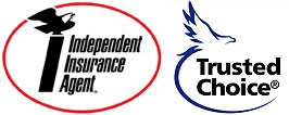 Independent Insurance Agent, Trusted Choice Logo