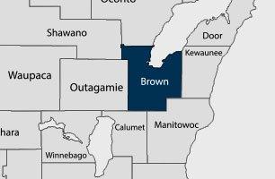 Zieman Properties service area map