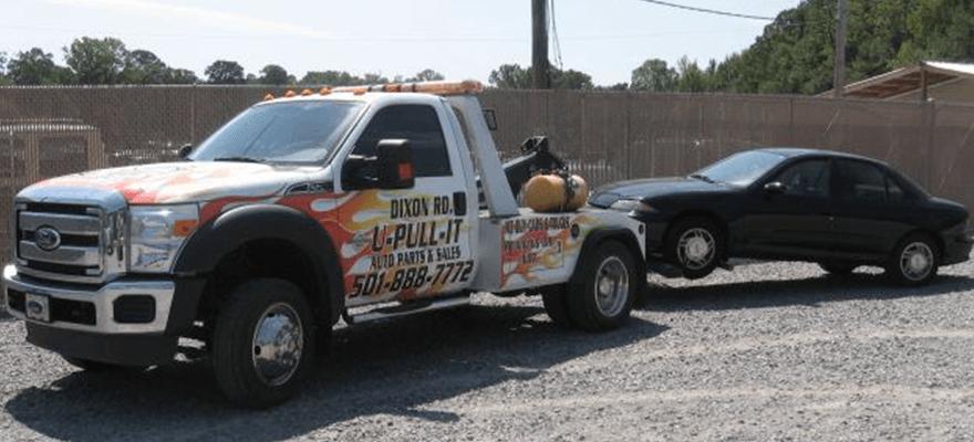 U Pull It Little Rock Ar >> Dixon Road U-Pull-It Auto Parts & Sales Inc.   Little Rock