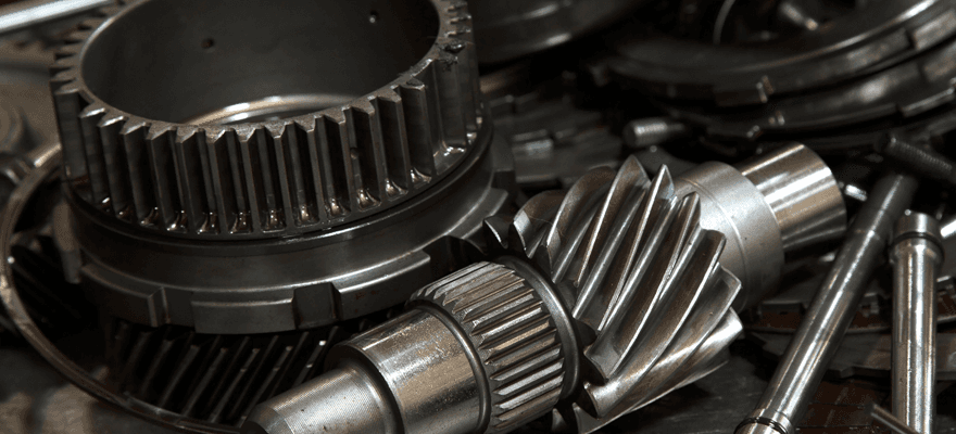 Used auto parts