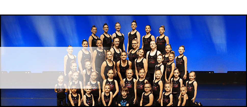 Dazzle Dance and Cheer class